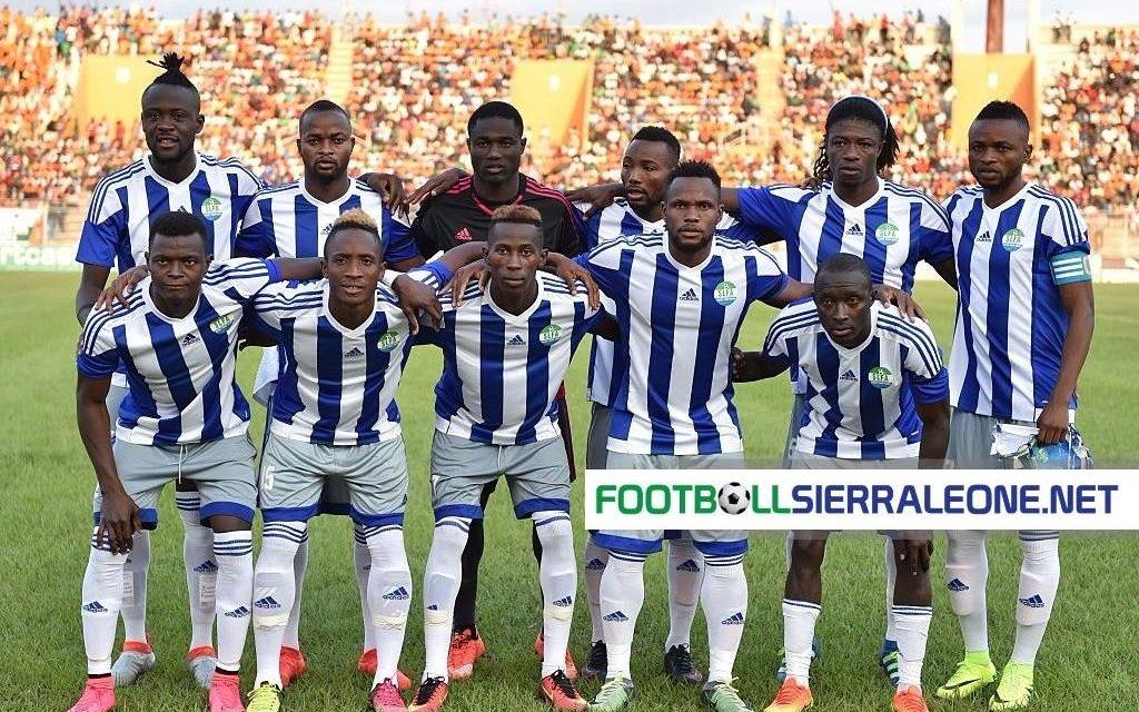 Sierra Leone to play Lesotho behind closed doors
