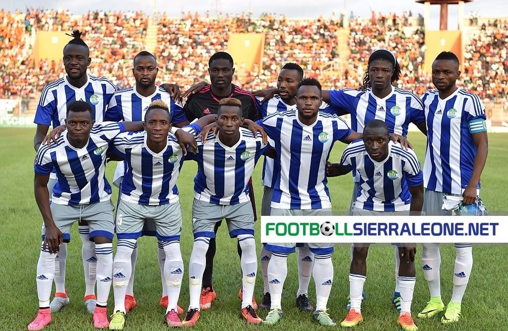 Sierra Leone to play Lesotho behind closed doors