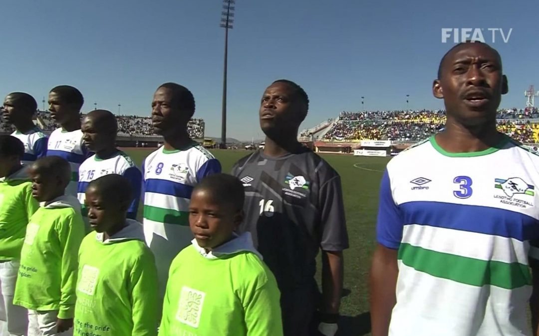 Lesotho name provisional squad for Sierra Leone & Nigeria