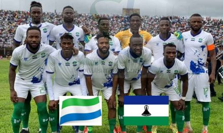 Sierra Leone open 2021 Afcon campaign on 13 November