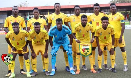 Togo eliminates Nigeria to earn maiden CHAN place