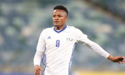 In-form Celtic striker Sera to lead Lesotho attack