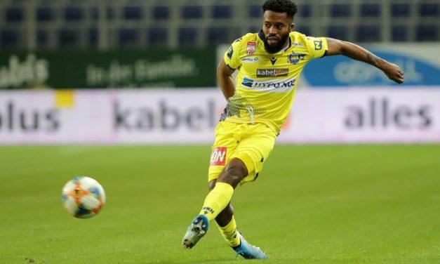 Midfielder George Davies extends Pölten contract