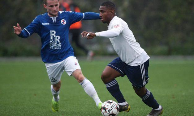 Boldklubben 1893 part ways with defender Kemson Fofanah
