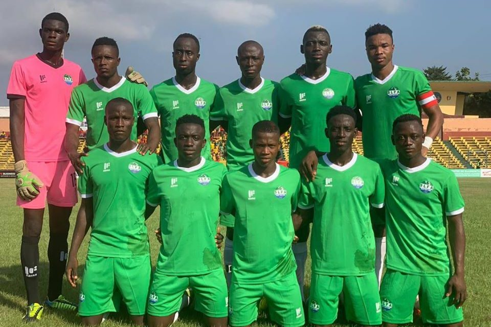 Shooting Stars progress to semis at WAFU U20