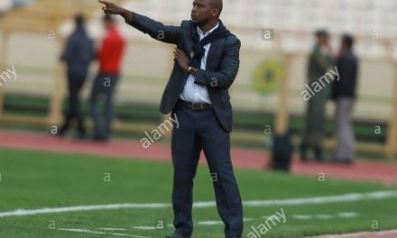 John Keister replaces Kallon as Sellas Tetteh deputy