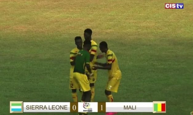 Mali beat Sierra Leone to reach WAFU U20 Championship final