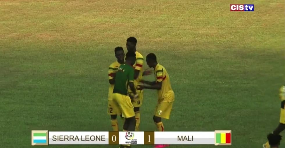 Mali beat Sierra Leone to reach WAFU U20 Championship final