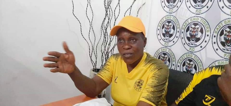 New Tigers female head coach Conteh ready for new adventure