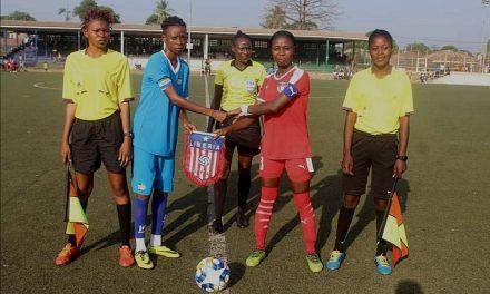 Sierra Leone, Liberia share spoils in female-friendly