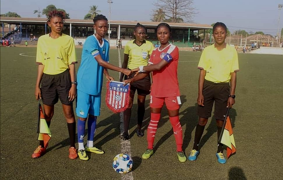 Sierra Leone, Liberia share spoils in female-friendly