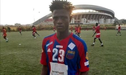 Late Wakriya AC Player Kargbo to be buried in Sierra Leone