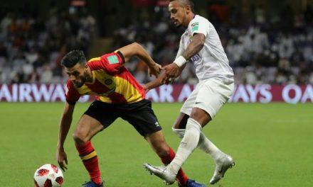 Esperance ease past Raja Casablanca in Morocco