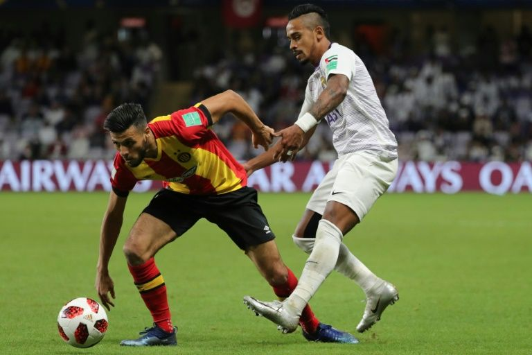 Esperance ease past Raja Casablanca in Morocco