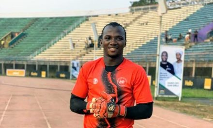 Keeper Mohamed Kamara out for up to six weeks