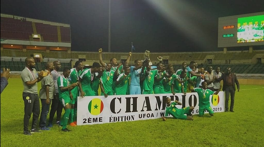 Senegal crowned WAFU Zone A U20 champions