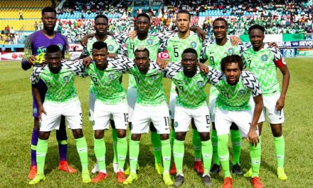 NFF lines up Italy, Germany friendlies for Super Eagles