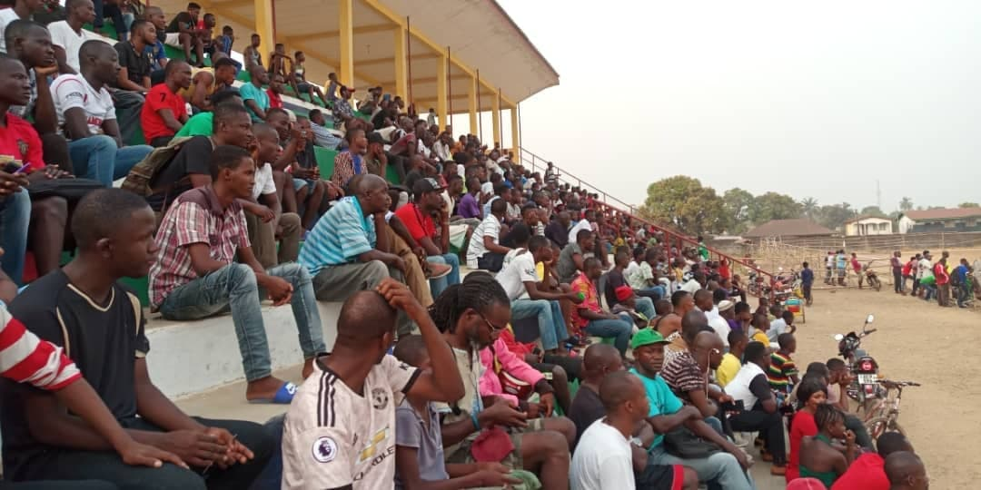 Kamboi Eagles fans watching live training today