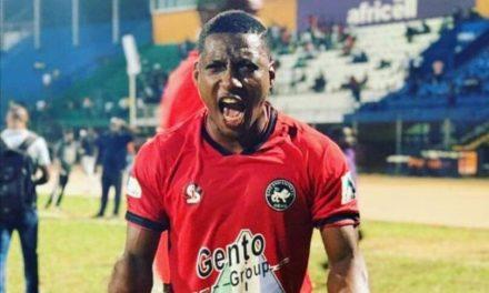 Defender Kemson Fofanah relishes Kamboi Eagles clash