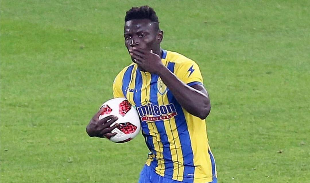 Striker Alhassan Kamara returns to Sweden