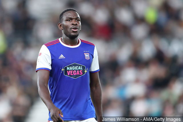 Bolton sign DR Congo defender Toto Nsiala on loan