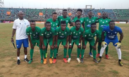 Kallon go top of League after 2-0 win over Kamboi Eagles