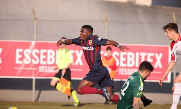 Kargbo continues fine form in Serie C with another goal