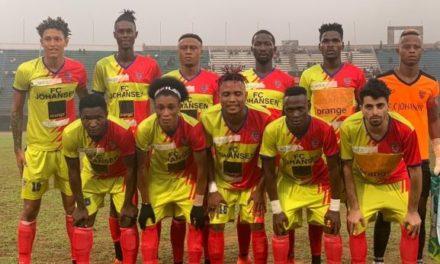 FC Johansen end Kamboi Eagles unbeaten run