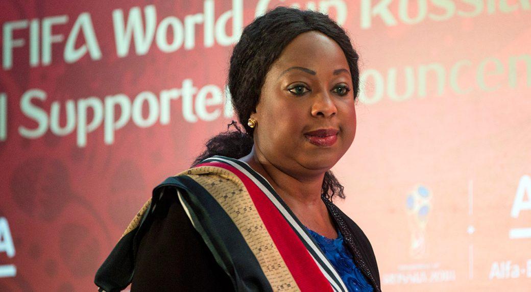 Fatma Samoura's CAF mandate not extended