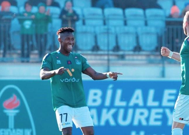Kwame Quee named on Breidablik bench against Norrköping