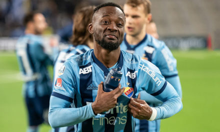 Buya Turay issues come-and-get-me plea to Djurgården