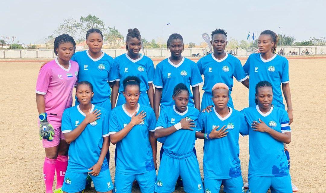 WAFU Recap:Sierra Queens must win against Senegal to be safe