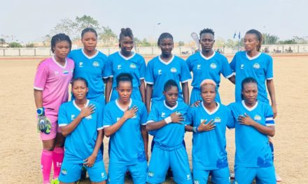 WAFU Recap: Sierra Queens must win against Senegal to be safe