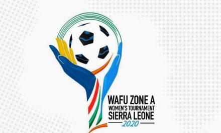 Draw for Wafu Women's Sierra Leone 2020 released