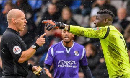 Dartford keeper Sesay signals Sierra Leone interest