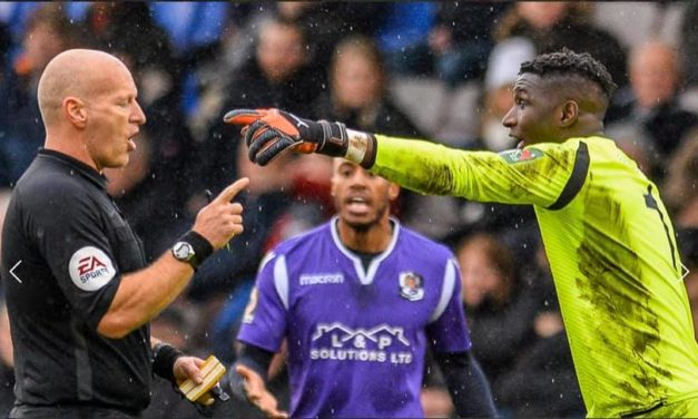 Dartford keeper Sesay signals Sierra Leone interest