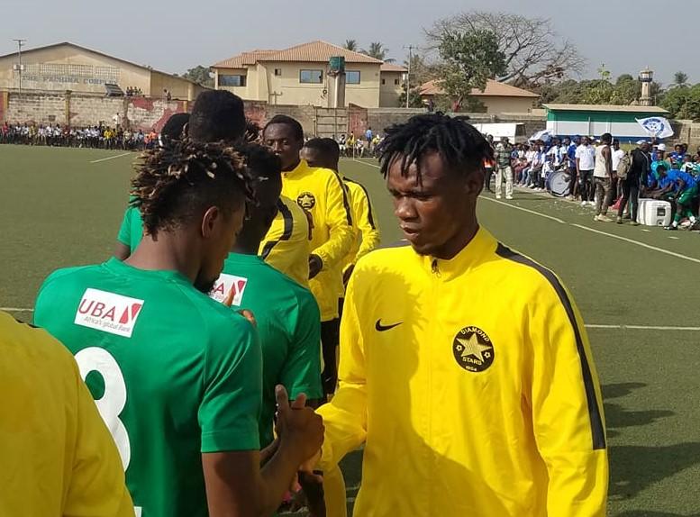 Diamond Stars end FC Kallon's unbeaten run