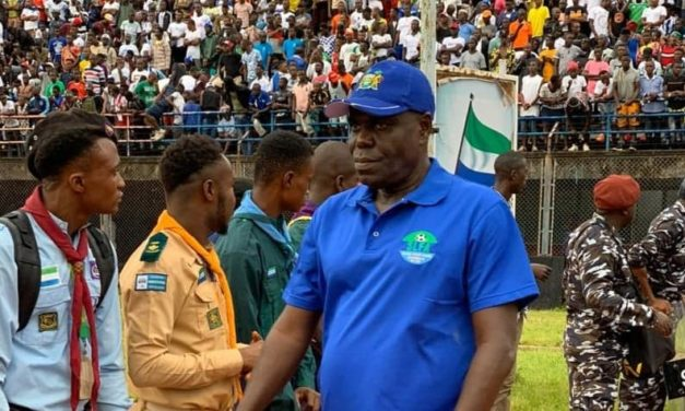 Sellas Tetteh officially leaves as Sierra Leone head coach