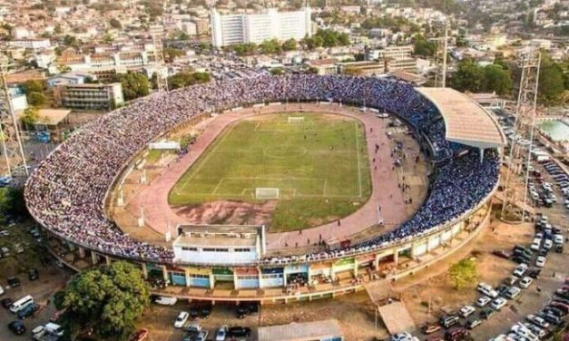 GAME OVER! Football in Sierra Leone suspended over Coronavirus