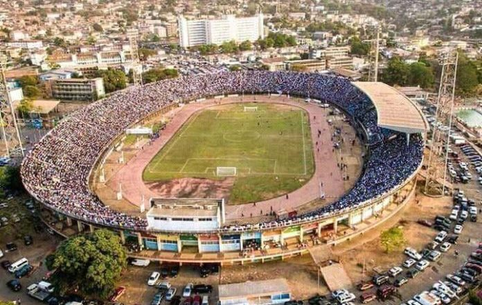 GAME OVER! Football in Sierra Leone suspended over Coronavirus