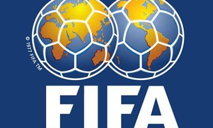 Covid-19 halts Fifa ranking brakes