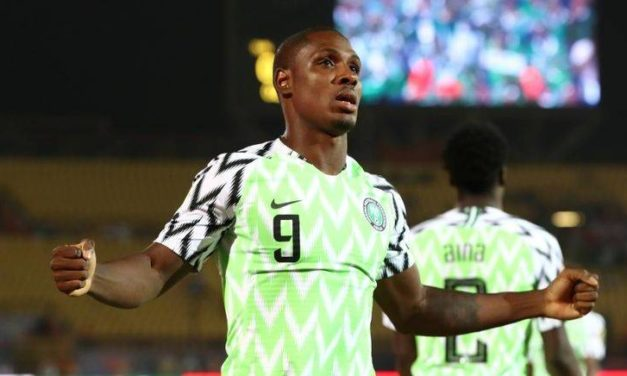 Nigerian striker Odion Ighalo set for China return