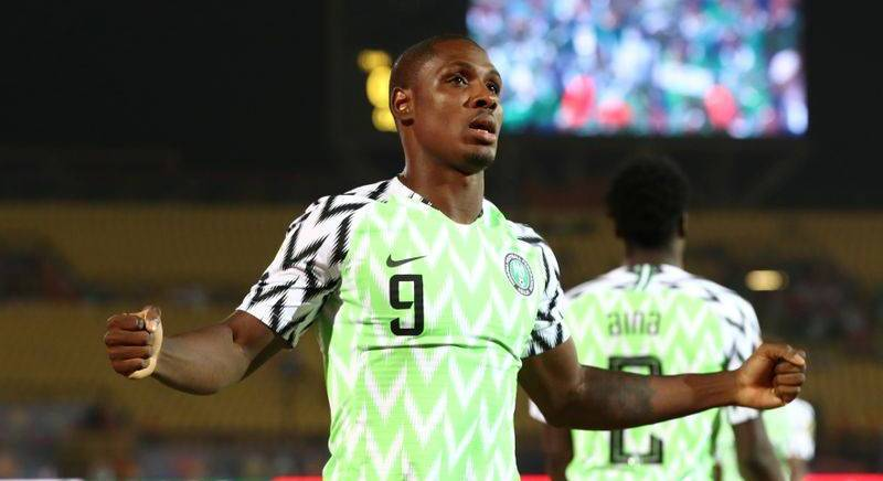 Nigerian striker Ighalo extends Manchester United contract