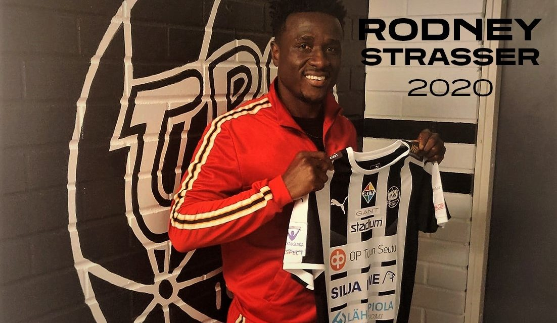 Former Milan's star Rodney Strasser ready for new adventure