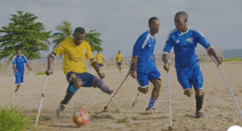 Meet the Incredible Athletes of Sierra Leone's Amputee Soccer Club