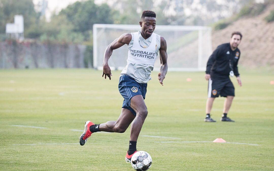 Meet S/Leone native LA Galaxy II forward Williams