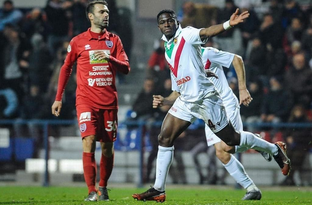 Augustus Kargbo has been a pivotal figure in Reggio Audace Race to Serie B.