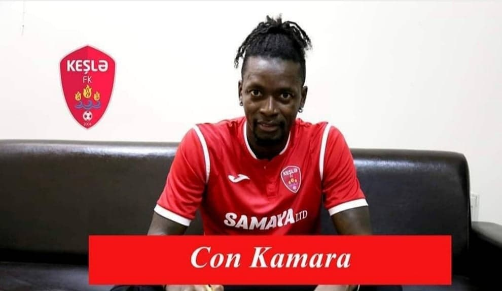 John Kamara signs new Keshla contract extension