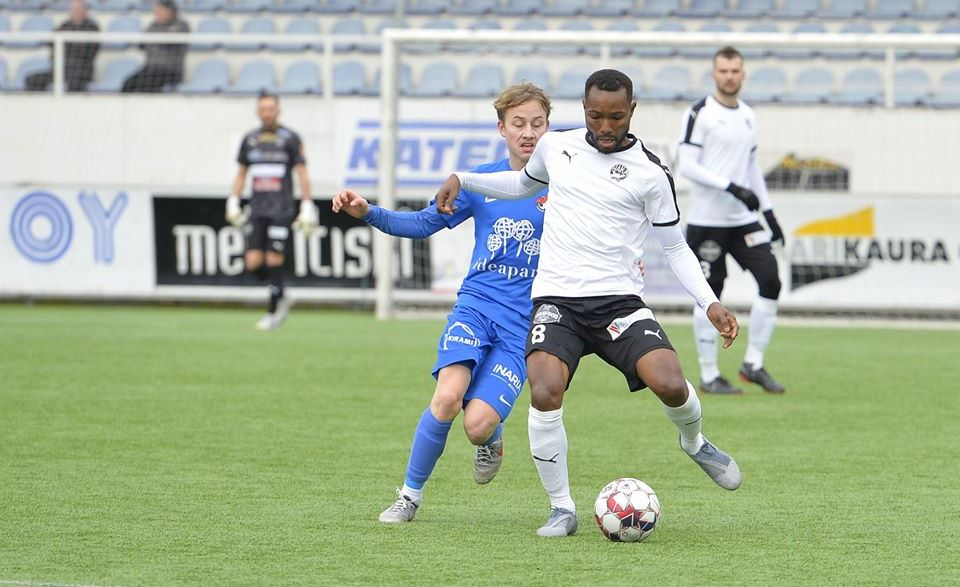 Medo Kamara's Haka advance to Cup Semis in Finland