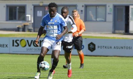 Rodney Strasser features in TPS comfortable cup victory over TiPS